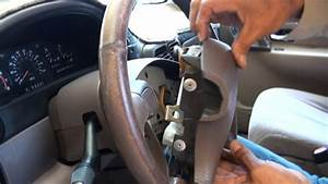 How To Remove A Steering-wheel With Airbag