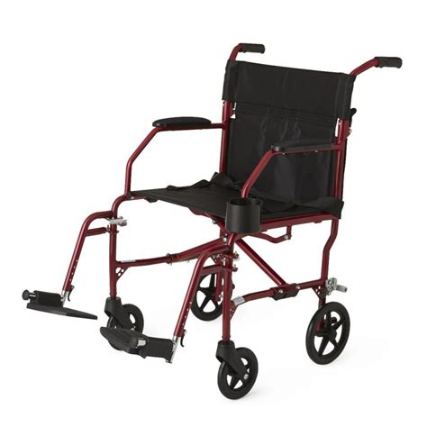 Medline Transport Chair by Medline Ultralight Transport Chairs Wheelchairs