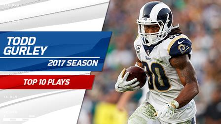 top  todd gurley plays  season nfl