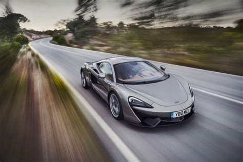 Mclaren 540c Hd Picture by Mclaren 570s Mclaren Car Supercars Motion Blur Road