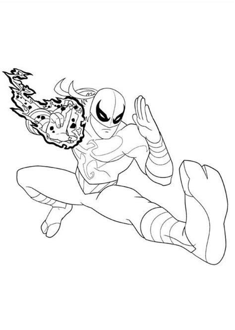kolorowanki spider man  druku dla dzieci  doroslych