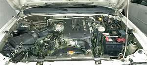For Sale  2002 Mitsubishi Montero Sport 4x4 Camper