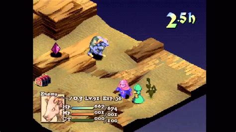 final fantasy tactics leveling guide youtube