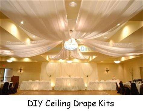 wedding ceiling ceiling decor and do it yourself kit on