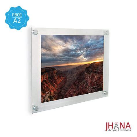 Jam Dinding Foto By Sarif Acrilyc jual a2 acrylic akrilik frame poster akrilik dinding
