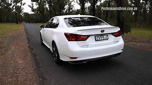 2015 Lexus Gs 450h 0-100km  H  U0026 Engine Sound