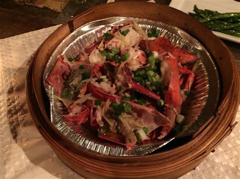 cuisine cantonaise homard au gingembre à la cantonaise âmes sensibles s