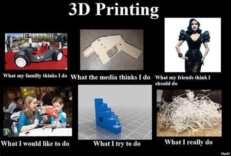 3d Meme - what is 3d printing how does 3d printing work learn how to 3d print