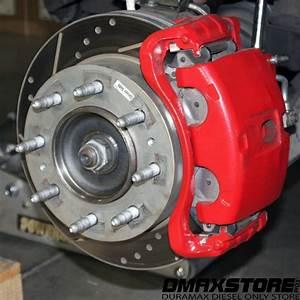 Powerstop Duramax Performance Brake  U0026 Caliper Kit