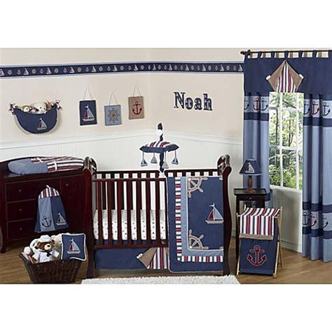 nautical crib bedding sweet jojo designs nautical nights crib bedding collection