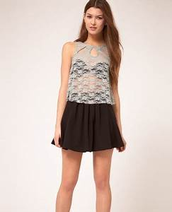 Top Collection Teenage Girls Lace Dress 2012 Fashion