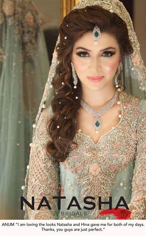 pakistani wedding hairstyles   perfect  bride