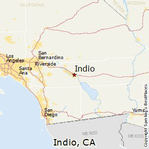 places    indio california