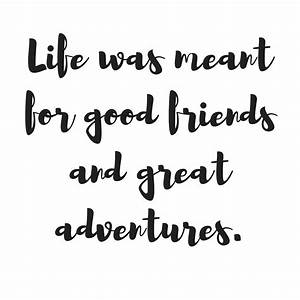 Black And White Quotes About Friends   www.pixshark.com ...