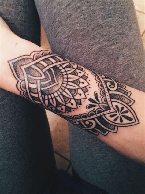 Mandala Cuff Tattoo Meaning