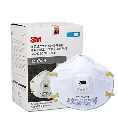 mask vcn  p particulate respirator valve dust