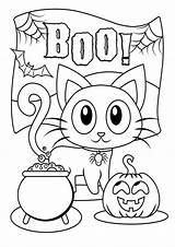 Cute Coloring Pages Easy Tulamama Cat sketch template