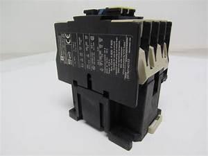Telemecanique Lc1d2510g6 Contactor Motor Control Non