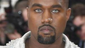 Kanye West Makes A Statement with ICE BLUE eyes, Yay? Nay ...