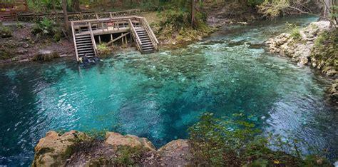 Springs Near Tallahassee
