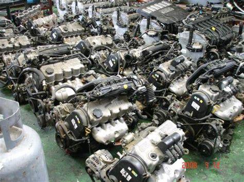 Sell Used Engine-korean Cars