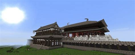 Fortification 要塞 Minecraft Project
