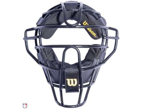 Wilson Dyna-Lite Steel Umpire Mask | Masks & Helmets | Ump