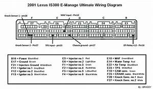 2001 And 2002-2005 Is300 E-manage Ultimate Wiring Diagram