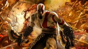 HD God of War Wallpaper