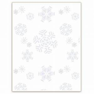 Five free winter backgrounds for word documents for Word background template