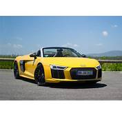 Hire Audi R8 Spyder  Rent AAA Luxury