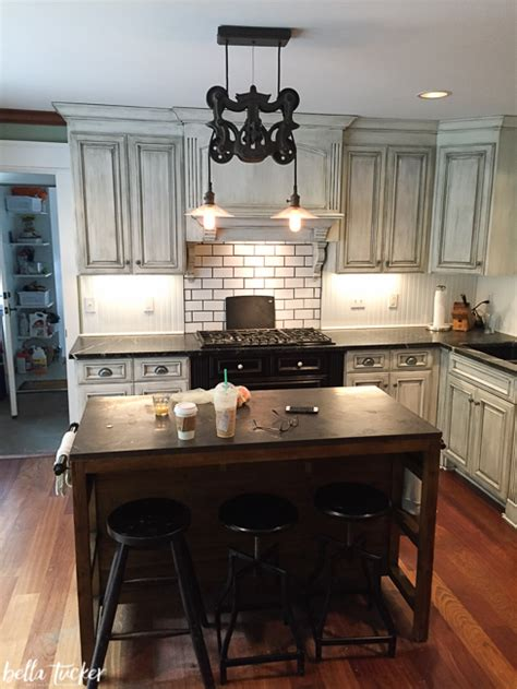 kitchen cabinet paint colors bella tucker