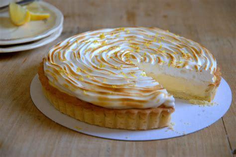 la cuisine au beurre tarte au citron meringuée le coin cuisine