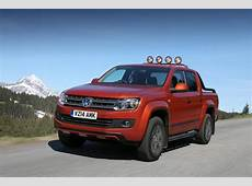 VW Amarok Canyon Edition Released in UK