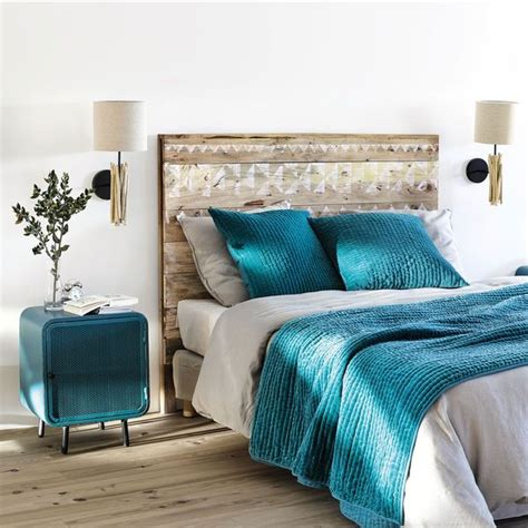 tete de lit  modeles deco cote maison