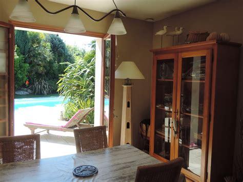 cuisine ouverte sur entr馥 salon ouvert sur jardin photos de conception de maison elrup com