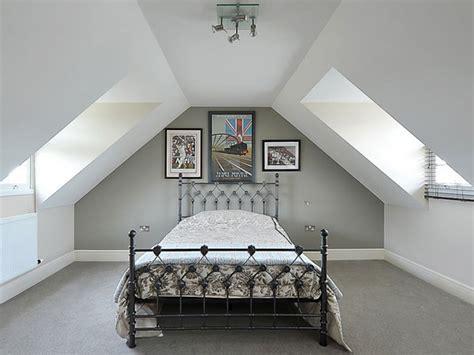orange painted walls small attic bedroom ideas bedroom