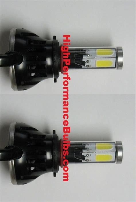 9006 hb4 cree led headlight kit 4000 lumen 4 led design