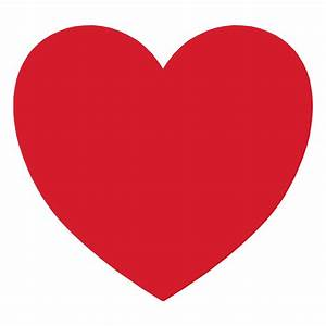 Simple Red Heart Free Stock Photo - Public Domain Pictures