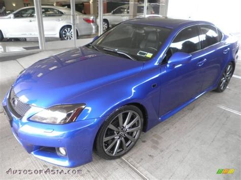lexus blue lexus is f ultrasonic blue mica