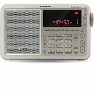 Eton Field Am    Fm    Shortwave Radio With Rds And