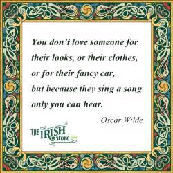 Irish Love Quotes and Sayings