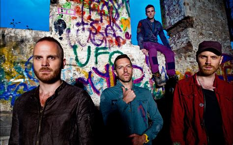 Just Walls Coldplay Wallpaper