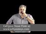 Star Trek Movie Theme Song on Nose Flute - YouTube