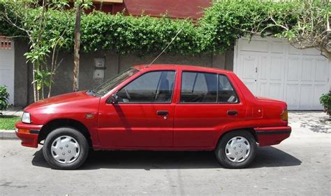 1992 Daihatsu Charade by Vendo Daihatsu Charade 1992 Dual Gnv 5 Puertas
