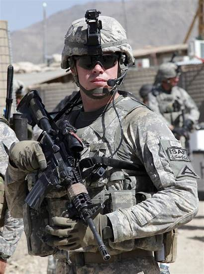 Army Soldier Combat Military Conducts Sniper Stocktrek