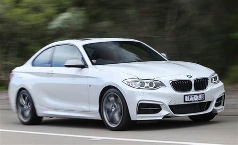 what is a bmw more powerful bmw 240i leads updated 2 series range