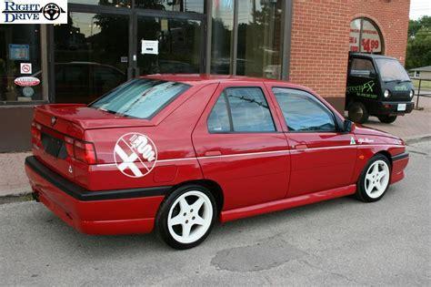 Alfa Romeo 155 by 1997 Alfa Romeo 155 Widebody For Sale Toronto 11 900