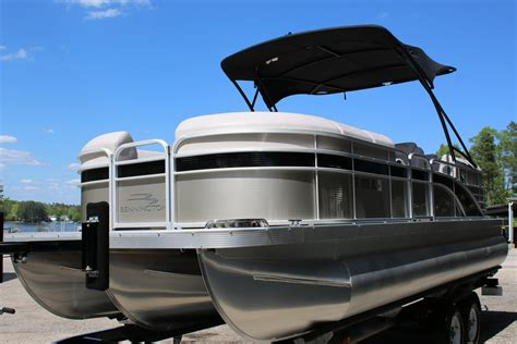 2013 Bennington Pontoon For Sale by Used Pontoon Bennington Boats For Sale 6 Boats