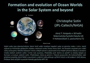 Formation and evolution of Ocean Worlds in the Solar ...